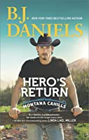 Hero's Return (The Montana Cahills, #5)
