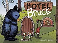 Hotel Bruce (Paperback and Audio CD)