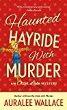 Haunted Hayride with Murder (An Otter Lake Mystery, #6)