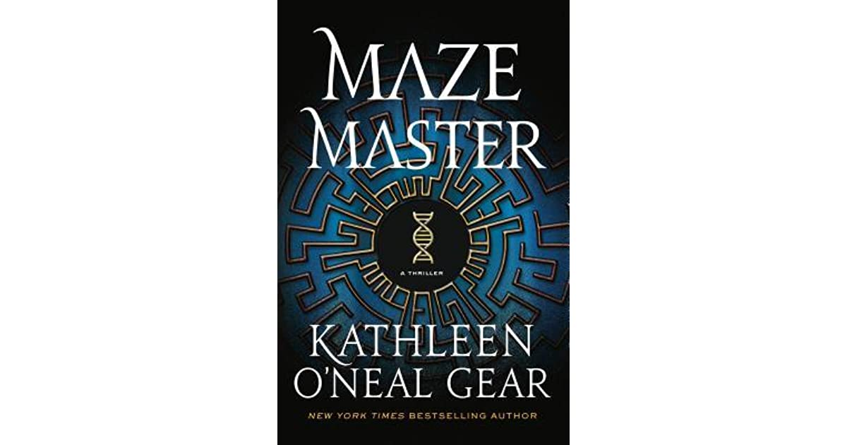 The Maze Master! can you find your way out?