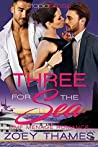 Three for the Sea (Big Girls & Billionaires, #5)