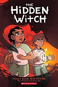 The Hidden Witch (The Witch Boy, #2)