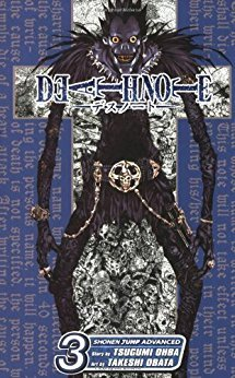 Death Note, Vol. 3: Hard Run
