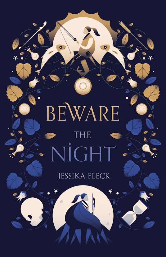 Beware the Night by Jessika Fleck