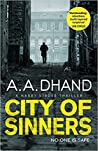 City of Sinners (Harry Virdee #3)