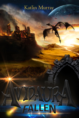 Avidaura: Fallen (Avidaura, #2)