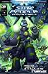 Star People Adventures: Prologue - Attack on the Starkade: An action packed comic book for ages 9 and over