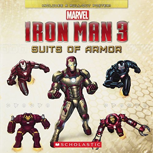 IRON MAN 3 SUITS OF ARMOR  by  Various