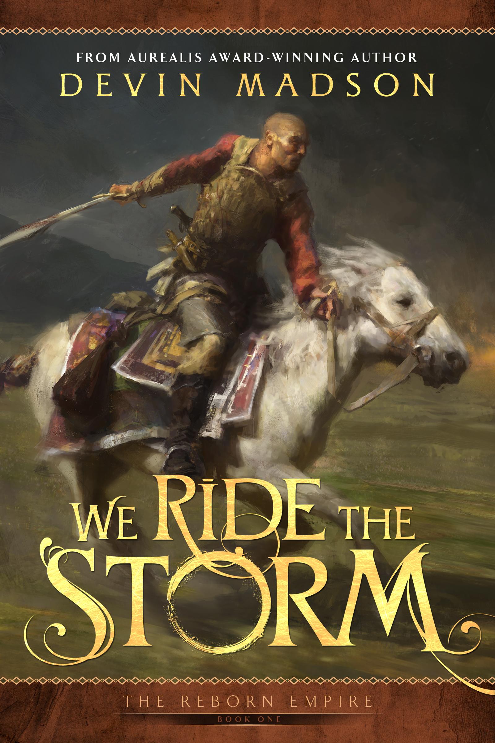 A Storm of Chaos (The Colliding Empires Book 1)