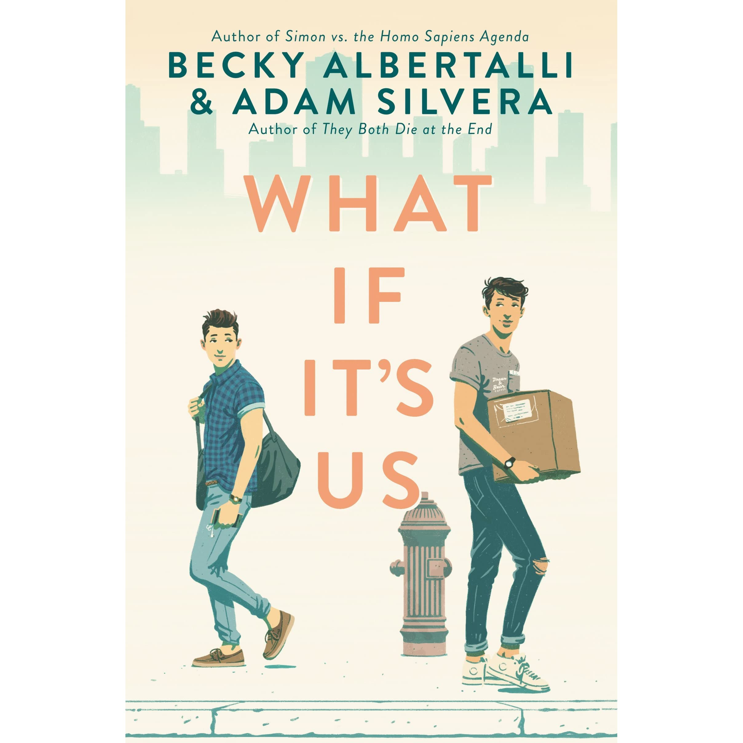 What If It's Us (What If It's Us, #1) by Becky Albertalli