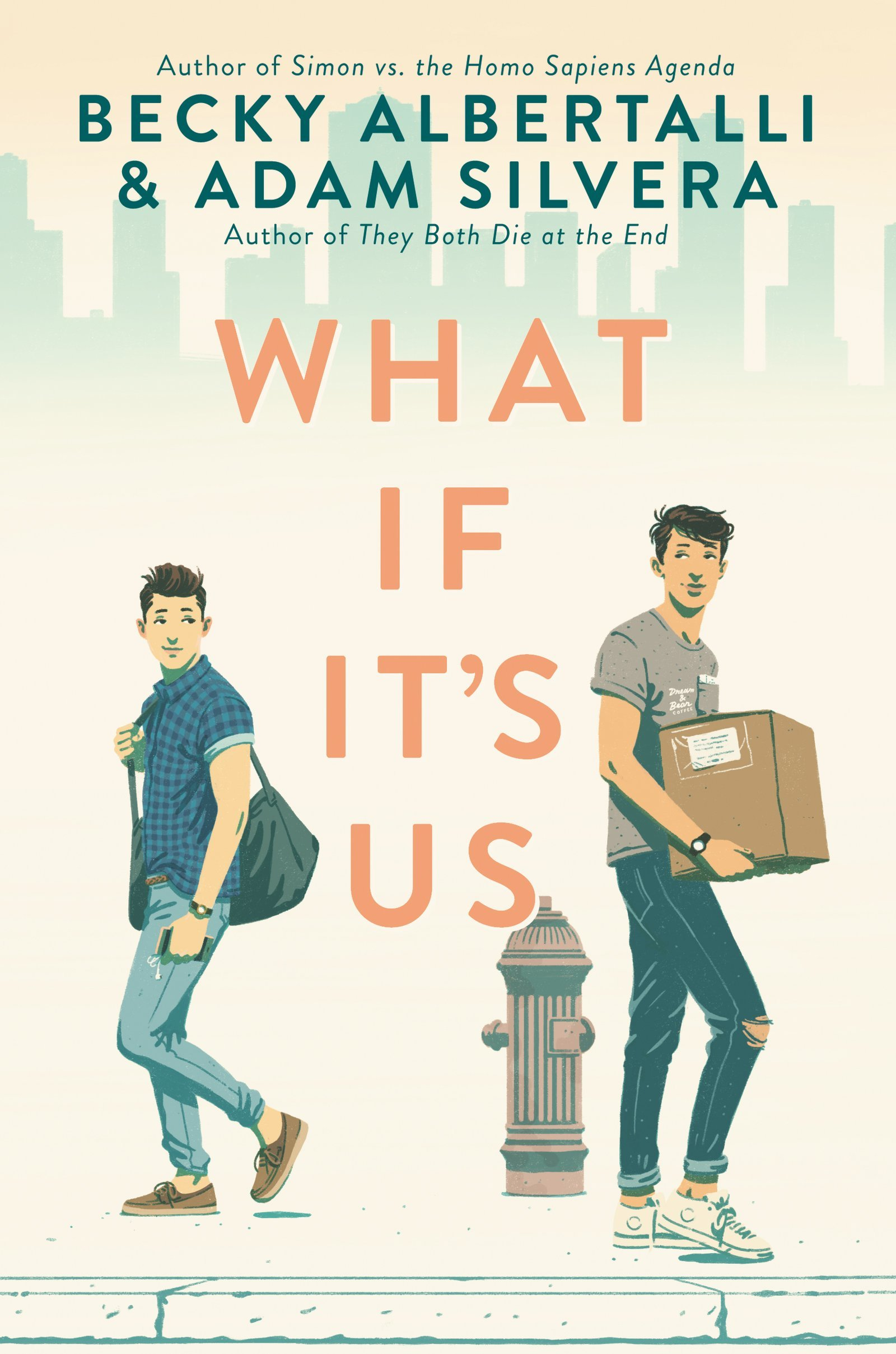 What If Its Us - Becky Albertalli