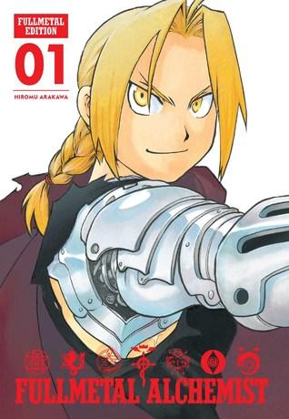 Fullmetal Alchemist, Volume 1 (Fullmetal Alchemist, #1)