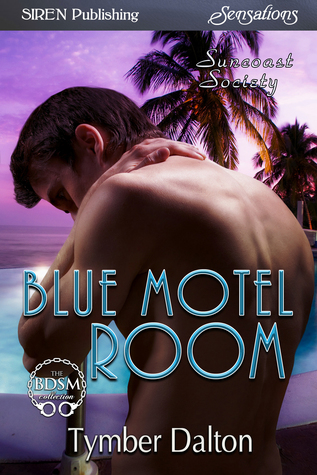 Blue Motel Room by Tymber Dalton