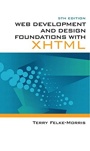Web Development and Design Foundations with XHTML, 5th Edition