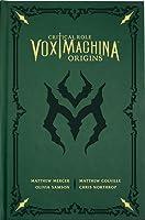 Critical Role – Vox Machina: Origins