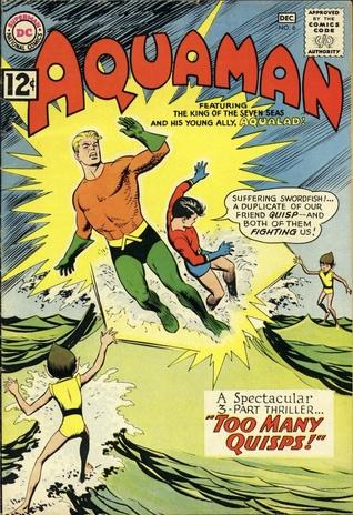 Aquaman (1962) #6