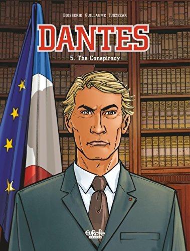 Dantès - Volume 5 - The Conspiracy  by  Pierre Boisserie