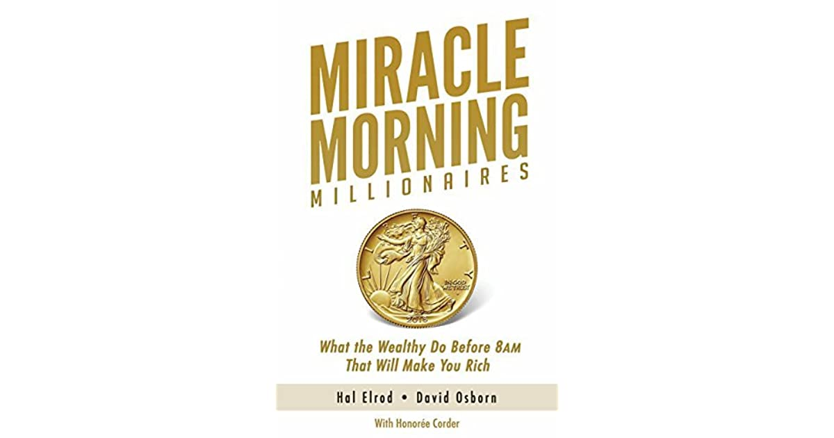 the miracle morning for college students the not so obvious secrets to success in college and life