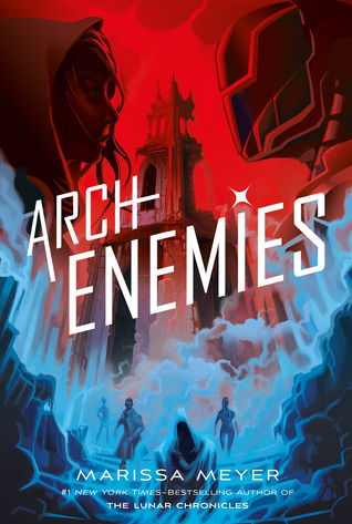 Archenemies (Renegades, #2) ebook review