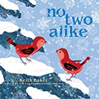 No Two Alike: With Audio Recording (Classic Board Books)