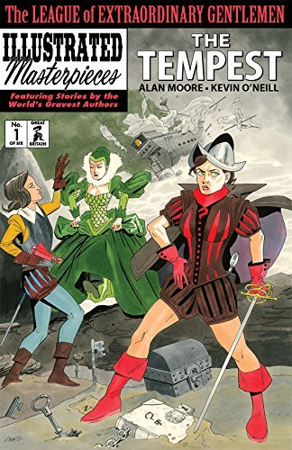 The League of Extraordinary Gentlemen: The Tempest #1 of Six