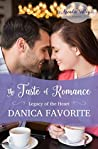 The Taste of Romance (Legacy of the Heart #3)