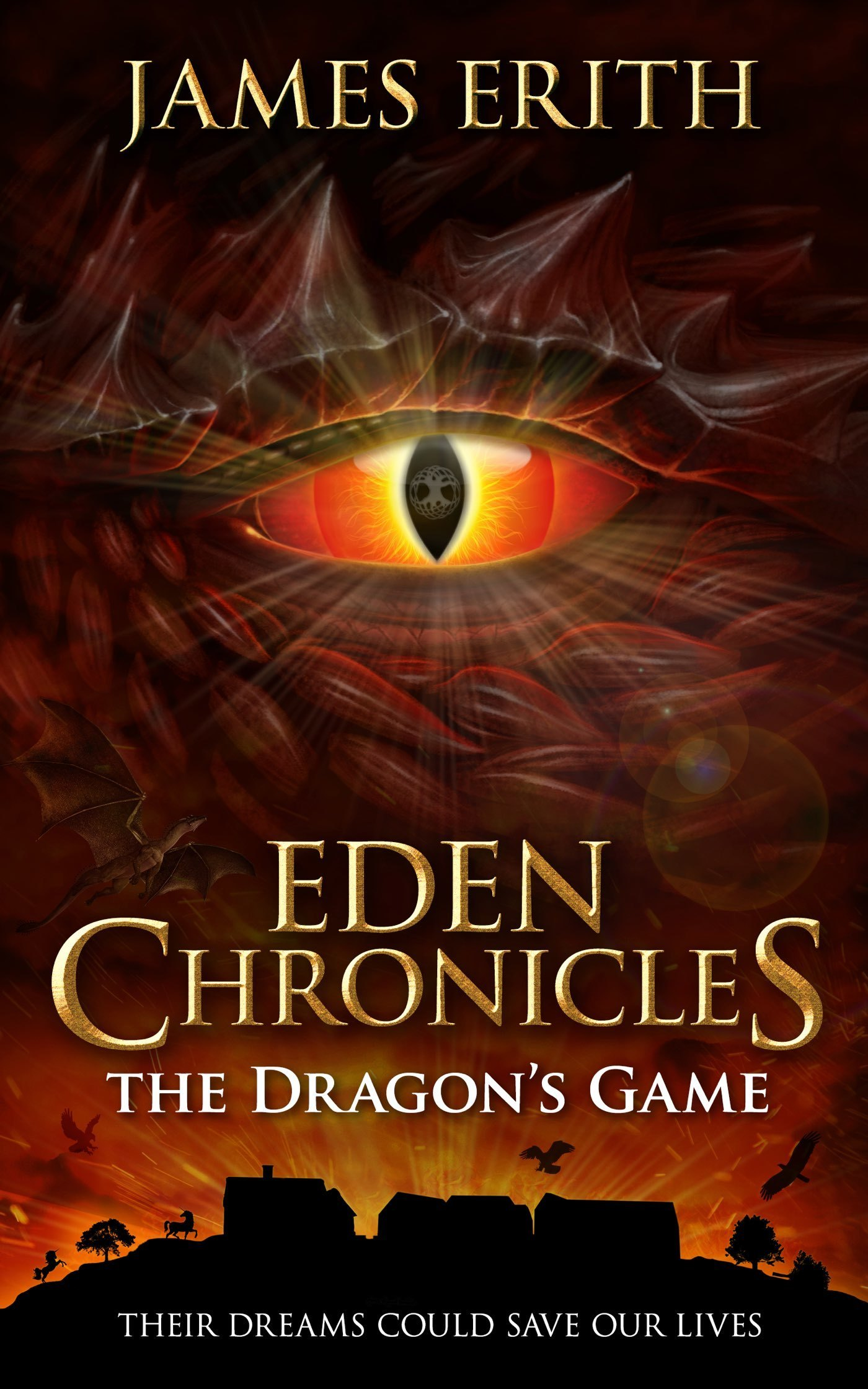 The Dragons Game  by  James Erith