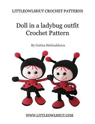 Crochet Ladybird Is A Super Cute Amigurumi Pattern - Crochet News | 415x318