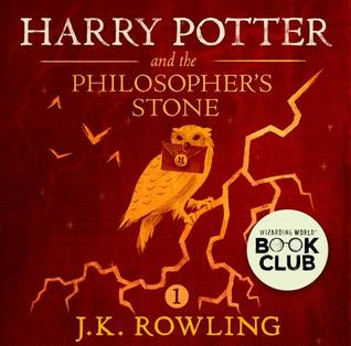 Harry Potter and the Philsopher's Stone by J.K. Rowling