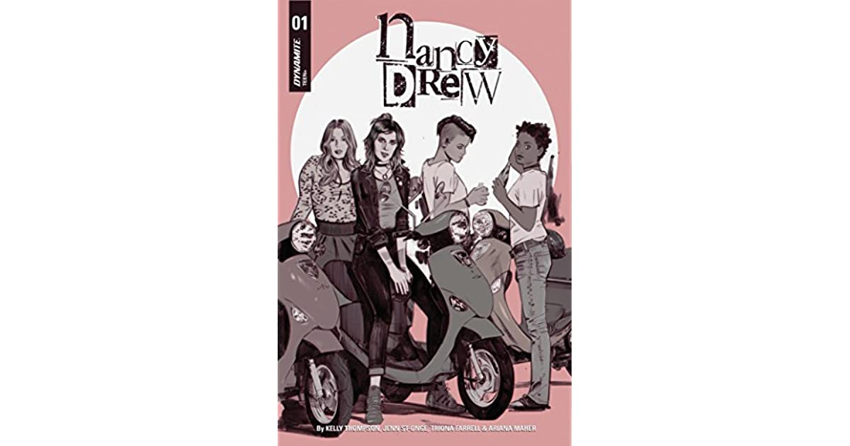 Nancy Drew #1 by Kelly Thompson