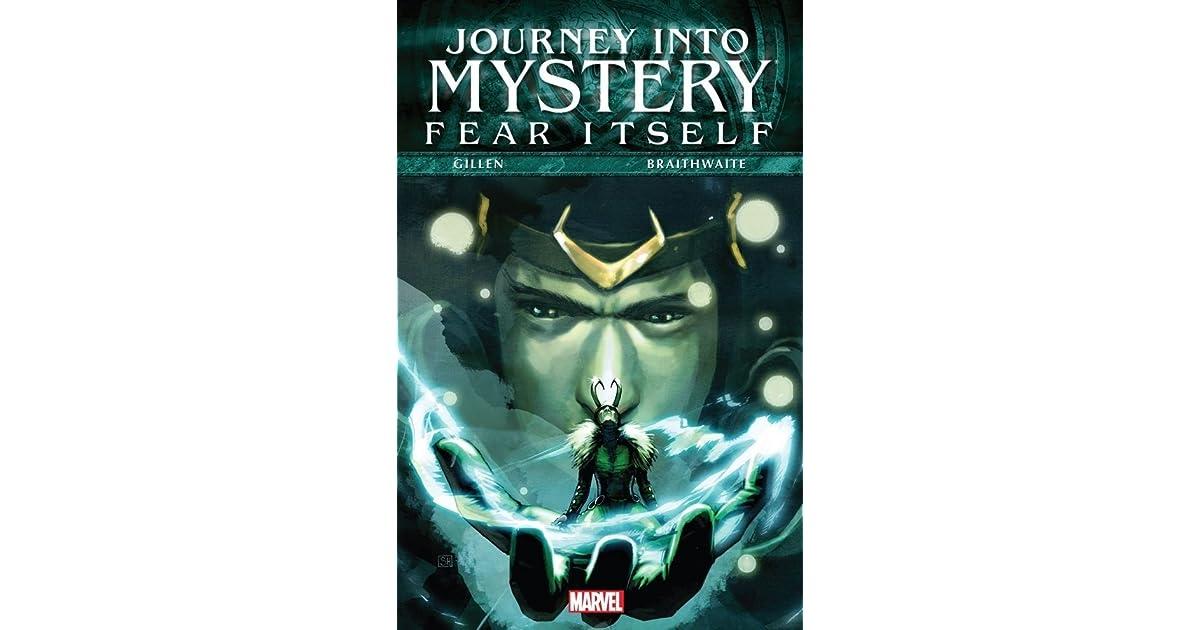 Journey into Mystery: Fear Itself by Kieron Gillen