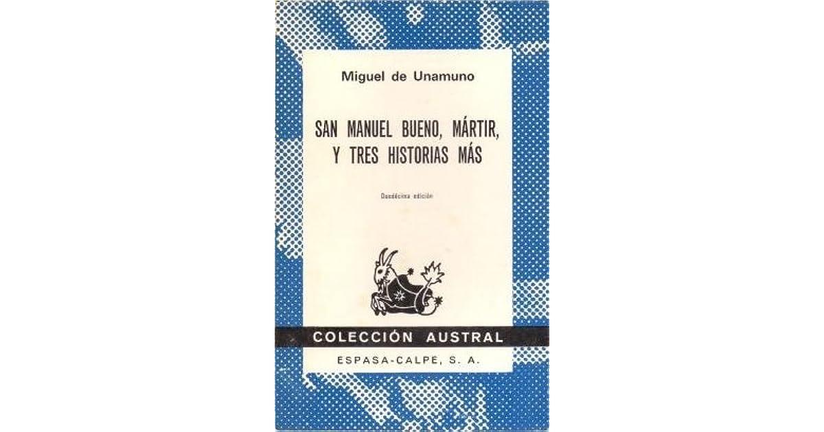 BuenoMártirY Unamuno By De Tres Manuel Miguel San Historias Más rCBoeWdx