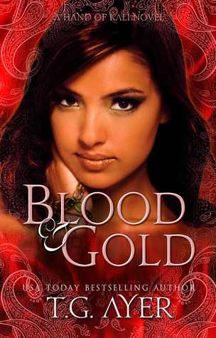 Blood & Gold (Hand of Kali, #2)