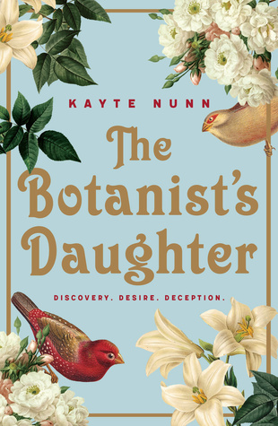 The Botanist's Daughter by Kayte Nunn