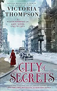 City of Secrets (Counterfeit Lady, #2)