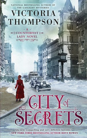 City of Secrets (Counterfeit Lady, #2)