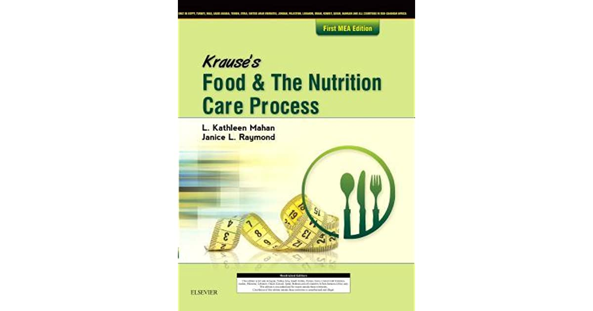 Krauses Food & Nutrition Therapy Ebook