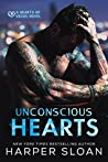 Book cover for Unconscious Hearts (Hearts of Vegas, #1)