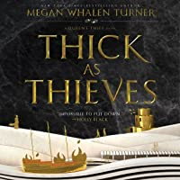 Thick as Thieves (The Queen's Thief #5)