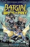 Batgirl and the Birds of Prey, Volume 3: Full Circle