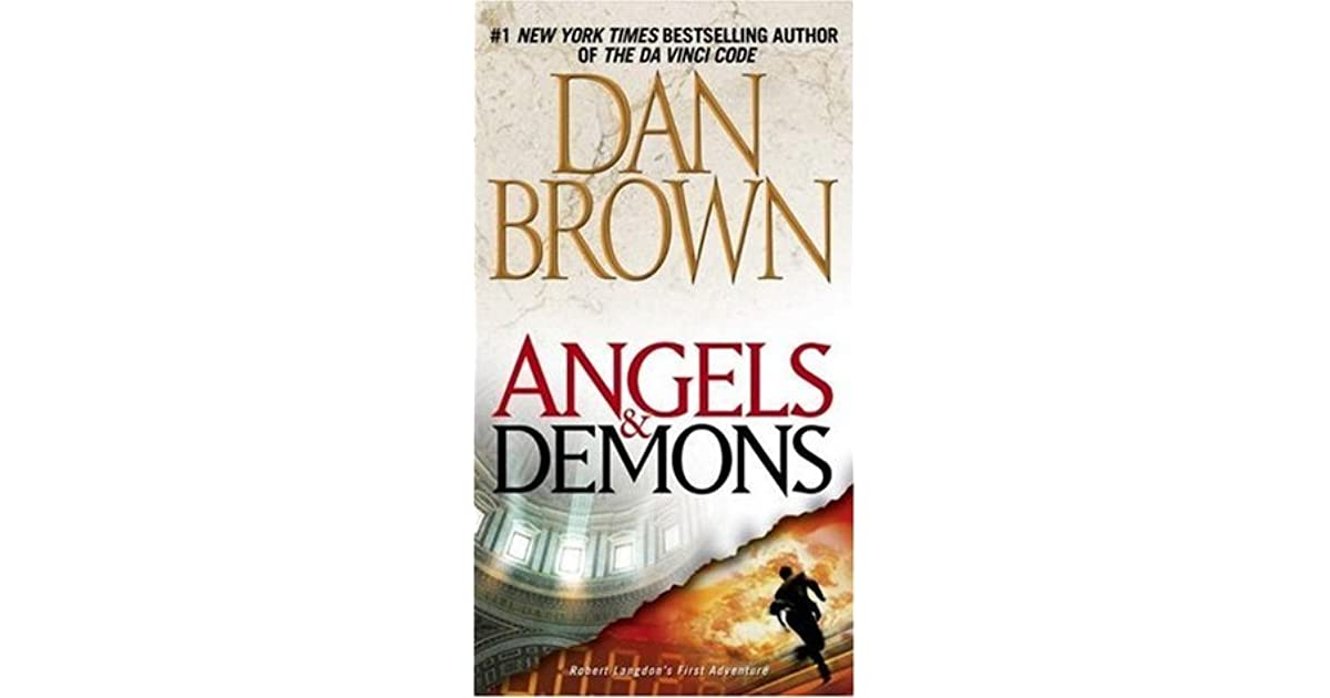 Angels Demons Robert Langdon 1 By Dan Brown