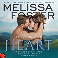 Embracing Her Heart (The Bradens & Montgomerys: Pleasant Hill - Oak Falls, #1)