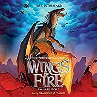 The Dark Secret (Wings of Fire, #4)