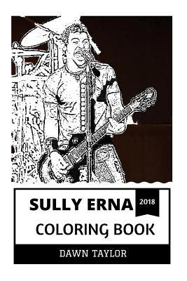 Sully Erna Coloring Book: Godsmack Frontman and Heavy Metal ...