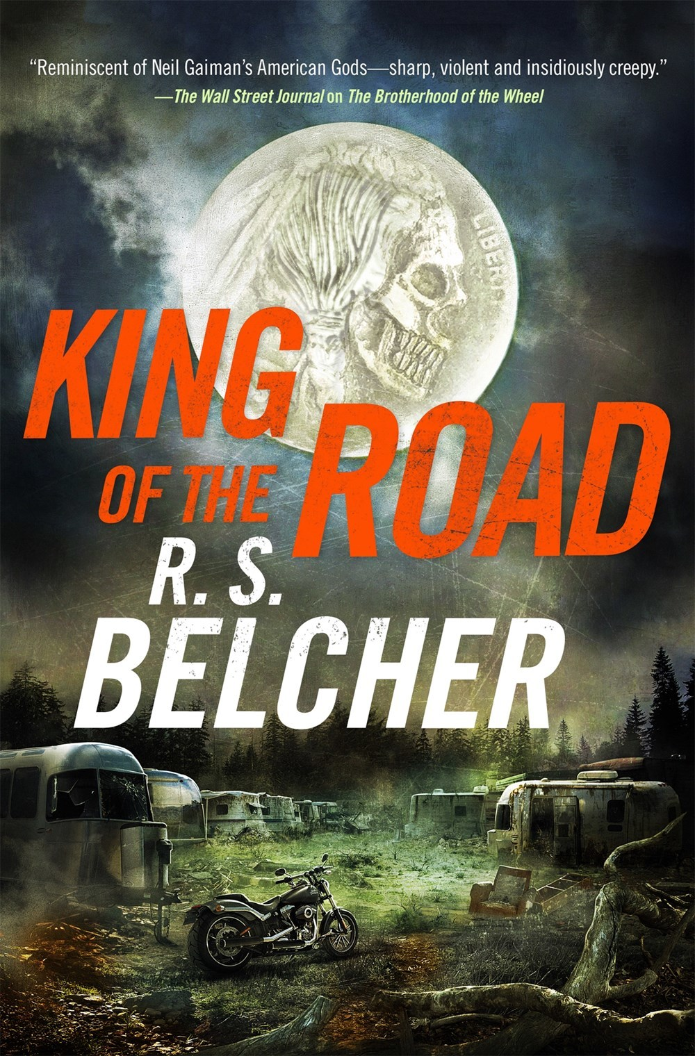 King of the Road (Brotherhood of the Wheel, #2) by R S  Belcher