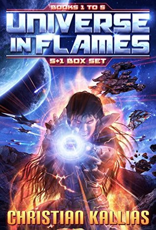 Universe in Flames - 5 + 1 Box Set