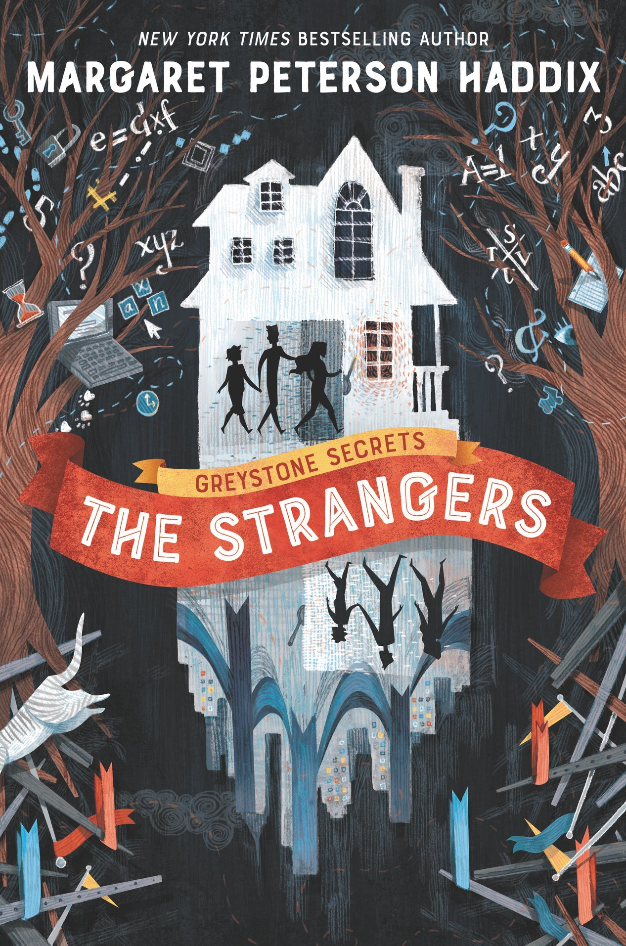 The Strangers (Greystone Secrets, #1)