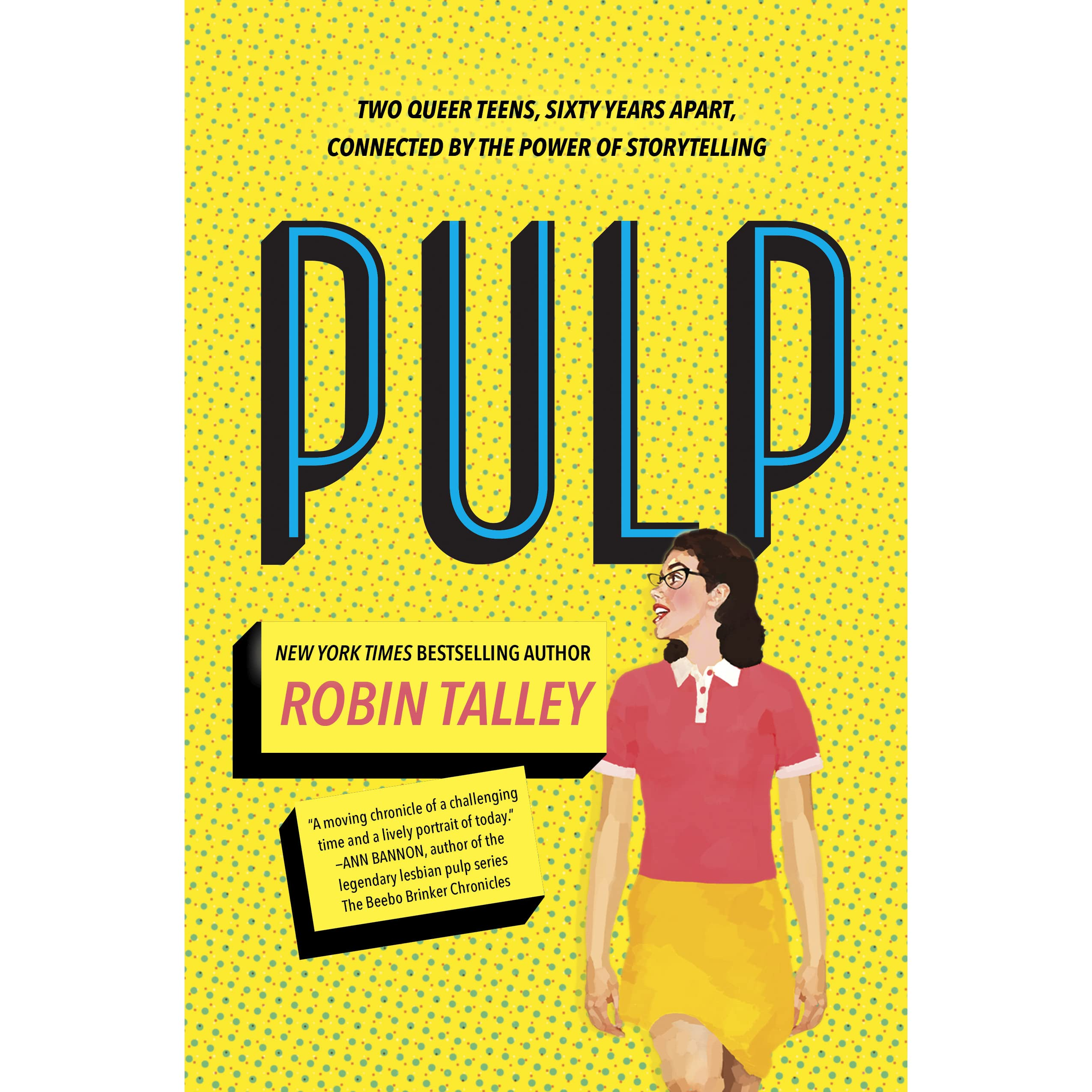Image result for pulp robin talley