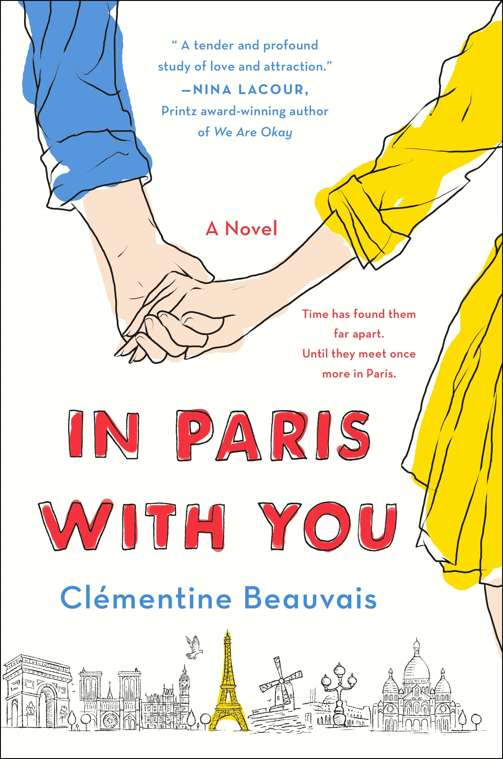 In Paris With You by Clementine Beauvais