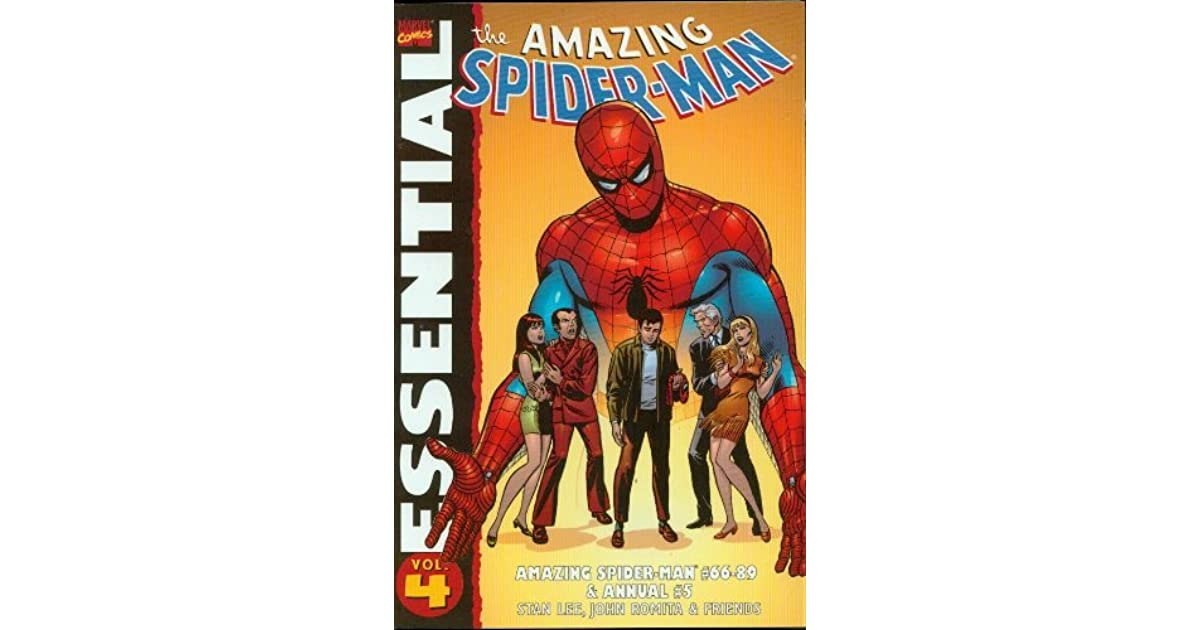 Essential Amazing Spider-Man, Vol  4 by Stan Lee